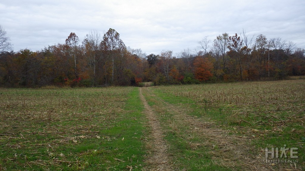 North-South Trail, Land Between the Lakes National Recreation Area